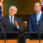 Thủ Tướng Malcolm Turnbull ngày 18/4 tuyên bố loại bỏ visa 457