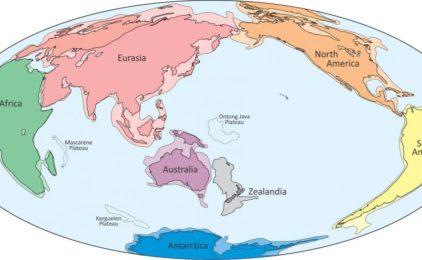 Zealandia, châu lục thứ 8 của hành tinh