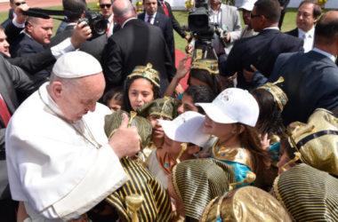 Đức Giáo Hoàng Francisco kết thúc chuyến viếng thăm Ai Cập