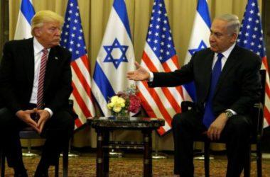 Công du Israel ông Trump đả kích Iran hiếu chiến