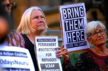 Mỹ bắt đầu mạnh tay thanh lọc người tị nạn Úc