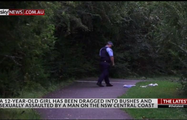 Bé gái 12 tuổi bị tấn công tình dục trên đường đi học