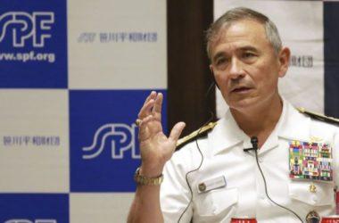 Đô đốc Harry Harris Jr cảnh báo hạt nhân từ Bắc Hàn