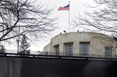 Thỗ Nhĩ Kỳ triệu đại sứ Mỹ về vụ bạo lực ở Washington