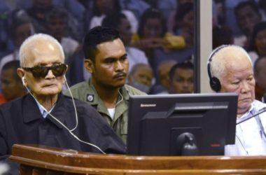 Khmer Đỏ đổ lỗi cho Việt Nam về vụ diệt chủng Campuchia