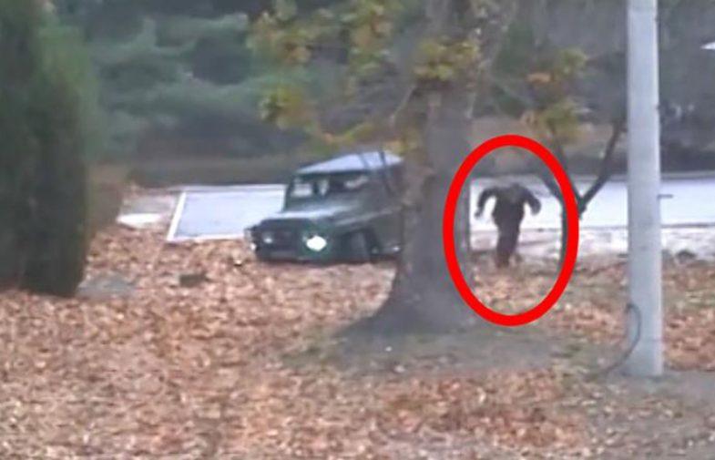 Bắc Hàn: Quân Biên Phòng Bắc Hàn Bắn Lính Đào Thoát Trọng Thương Tại Bàn Môn Điếm