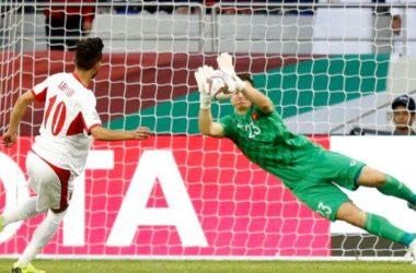 Việt Nam đánh bại Jordan, vào tứ kết Asian Cup