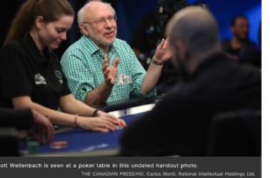 Scott Wellenbach là phật tử thắng Poker $700.000 đôla, tặng hết cho từ thiện