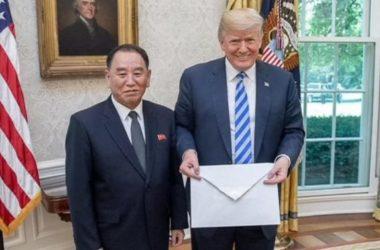 Đặc sứ Triều Tiên tới thủ đô Mỹ, có thể gặp TT Trump