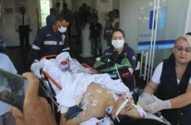 Brazil: Nổ súng học đường, 10 người chết
