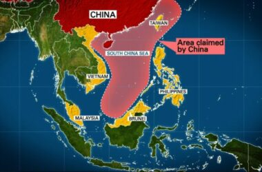 Trung Quốc bác chỉ trích của Mỹ về chính sách ở Thái Bình Dương