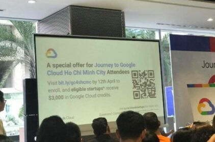 Google giúp start-up VN 'cưỡi đám mây' ra thế giới