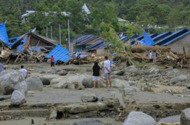 Lũ tại Indonesia 80 người thiệt mạng