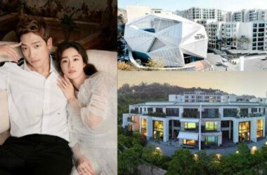 Rain và Kim Tae Hee mua 2 căn nhà mắc nhất Seoul