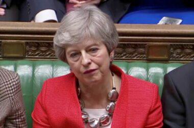 Nghị viện Anh Quốc một lần nữa bác kế hoạch Brexit của Thủ tướng May