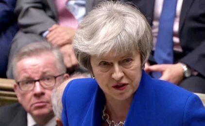 Thủ tướng Theresa May sẽ từ chức đầu tháng 6