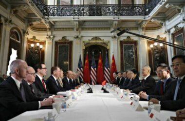 Đàm phán thương mại Mỹ-Trung sắp hoàn tất