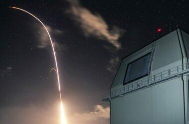 Mỹ thử thành công hệ thống phòng thủ tên lửa đạn đạo