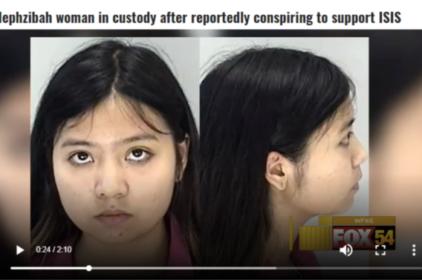 Kim Anh Vo bị bắt vì tham gia nhóm trung thành ISIS