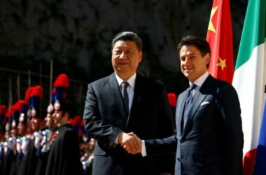 Nước Ý ủng hộ kế hoạch Vành đai và Con đường của TQ