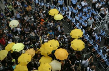 Các thủ lĩnh phong trào bất tuân dân sự Hong Kong bị kết tội