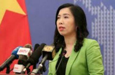 Việt Nam lên tiếng vụ xây 10 đảo nhân tạo trên Trường Sa