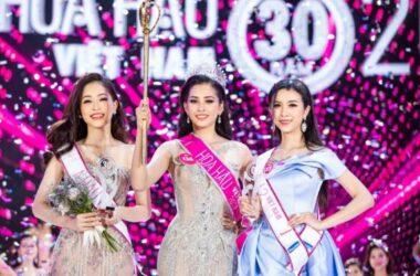 Top 25 Hoa hậu Việt Nam 2018 đêm Chung kết