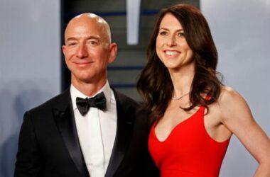 Vợ cũ CEO Amazon – Mackenzie là người phụ nữ giàu thứ ba thế giới