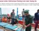 Kiểm ngư Việt Nam dùng vòi rồng 'xua' tàu cá Trung Quốc