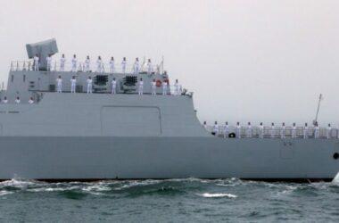 Tàu chiến Việt Nam tham gia duyệt binh ở Trung Quốc