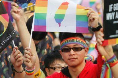 Biểu tình phản đối dự luật hôn nhân đồng giới của Đài Loan