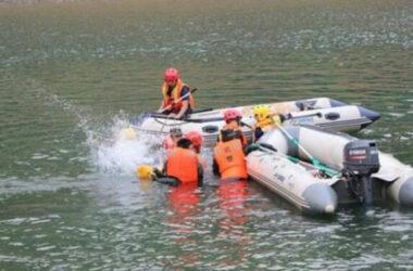 Trung Quốc: Lật tàu, ít nhất 10 người chết