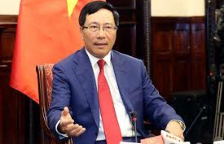Phó Thủ tướng Phạm Bình Minh thăm Ngũ Giác Đài
