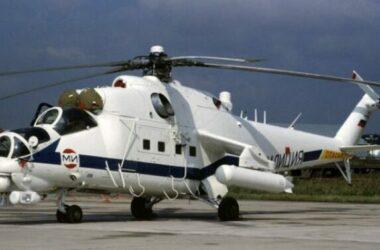 Nga mở xưởng bảo dưỡng trực thăng ở Venezuela