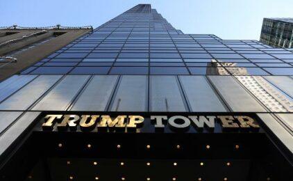 Donald Trump thu về hàng trăm triệu đôla từ đế chế bất động sản