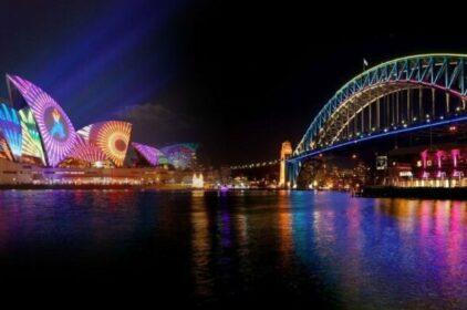 Lễ hội ánh sáng Vivid Sydney 2019 lớn nhất thế giới