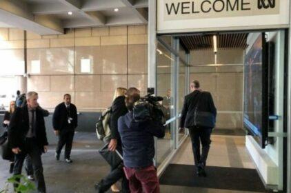 Cảnh sát Úc lục soát trụ sở đài ABC
