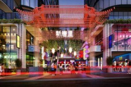 Xây dựng khu Chinatown thứ hai tại Melbourne