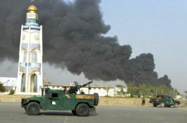 15 Người chết trong ba vụ đánh bom thủ đô Afghanistan