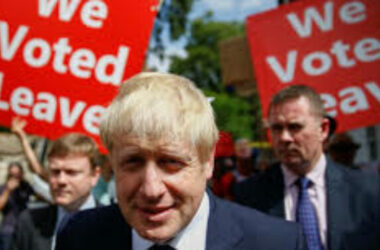 Boris Johnson trở thành tân Thủ tướng Anh Quốc