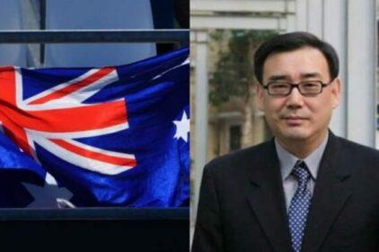 Trung Quốc bắt công dân Úc gốc Hoa