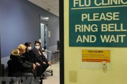 Dịch cúm gia tăng ở Úc với hơn 200 người tử vong