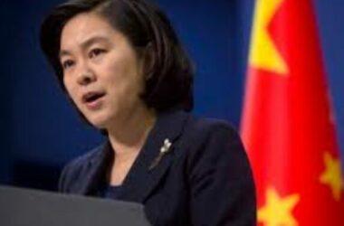 Trung Quốc yêu cầu Mỹ rút 'bàn tay đen' ra khỏi Hồng Kông