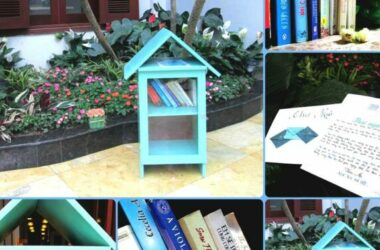 Thư viện mini miễn phí