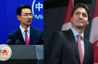 Trung Quốc yêu cầu Canada 'coi lại sai lầm'