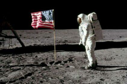 Nước Mỹ kỷ niệm 50 năm con người đặt chân lên Mặt Trăng