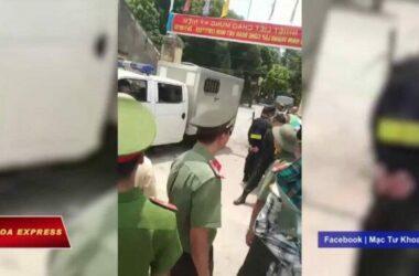 VN phạt tù 7 người chống 'BOT bẩn'