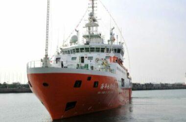 Việt Nam phản đối vụ tàu Hải Dương 8 trở lại Bãi Tư Chính
