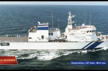 Ấn Độ đóng tàu tuần tra cho Việt Nam