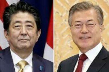 Thủ tướng Nhật chỉ trích Hàn Quốc không chia sẻ tình báo